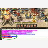 分享新开传奇私服游戏中战士的战斗能力